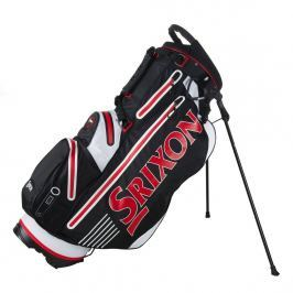 Srixon Waterproof Stand Bag Blk/Wht
