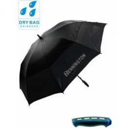 Bennington Wind Vent Umbrella Blk/Blk