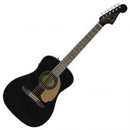 Fender Malibu Player Jetty Black