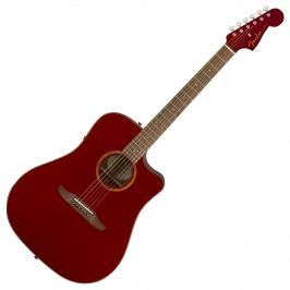 Fender Redondo Classic Hot Rod Red Metallic w/bag