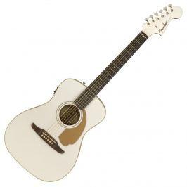 Fender Malibu Player Arctic Gold