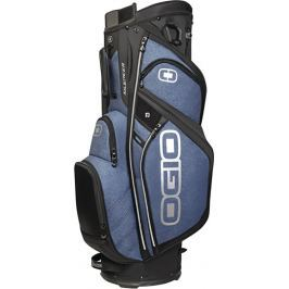 Ogio Silencer Cart Blue Static 18