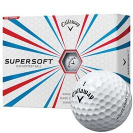 Callaway Supersoft 17 White 15B