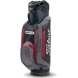Titleist Stadry Lightweight Cart Black/Gra/Red