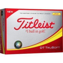 Titleist Dt Trusoft Yellow