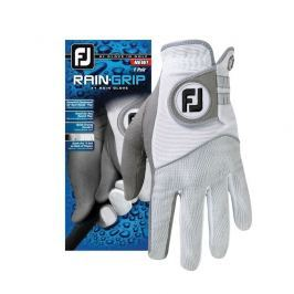 Footjoy Raingrip Mens Prs Gry/White S