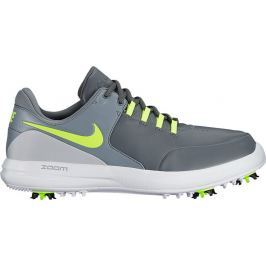 Nike Mens Air Zoom Accurate Dark Grey/Volt-Cool Grey-Wolf Grey US10.5