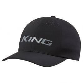 Cobra King Delta Flexfit Cap Black S/M
