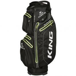 Cobra King Ultradry Cart Bag Black
