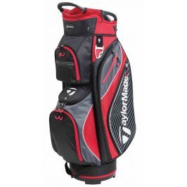 Taylormade TM18 TM Classic Cart Black Charcoal Red