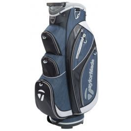 Taylormade TM18 TM Classic Cart Black Navy Silver