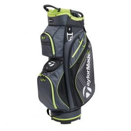 Taylormade TM18 TM Pro Cart 6 Charcoal Black Green
