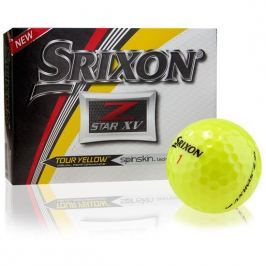 Srixon Z Star XV 5 Yellow 12 Balls