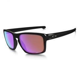 Oakley Sliver Prizm Golf Polished Black