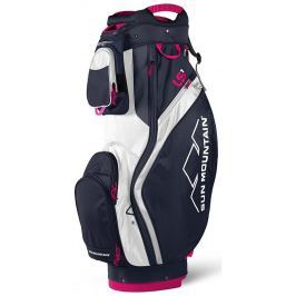 Sun Mountain Womens Ls1 Navy White Hot Pink
