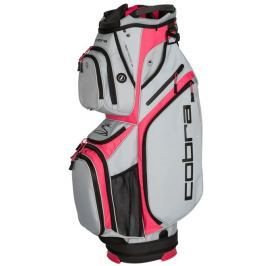 Cobra Ultralight Cart Bag Quarry-Raspberry