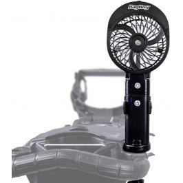 BagBoy 3 In 1 Cart Fan Black