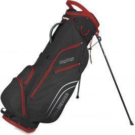 BagBoy Trekker Ultralight Techno Standbag Black/Red