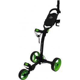 Axglo TriLite 3 wheel trolley black/green