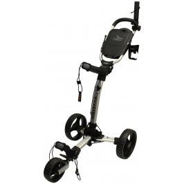 Axglo TriLite 3 wheel trolley silver/black