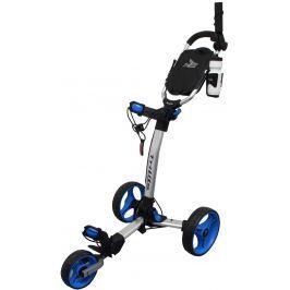 Axglo TriLite 3 wheel trolley grey/blue