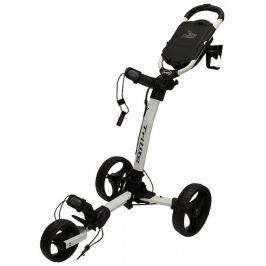 Axglo TriLite 3 wheel trolley white/black