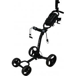 Axglo Flip N Go 4 wheel trolley black/black