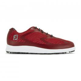 Footjoy Superlites Xp Red/Charcoal Mens US10.5