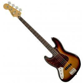 Fender Squier Vintage Modified Jazz Bass LH IL 3-Color Sunburst