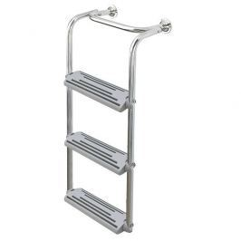 Nuova Rade Foldable Ladder - Inox