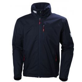 Helly Hansen CREW HOODED JACKET - NAVY - L