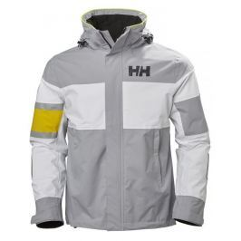 Helly Hansen SALT LIGHT JACKET - SILVER GRAY - XXL