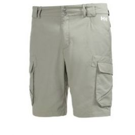 Helly Hansen JOTUN CARGO SHORTS - GRAY - 33
