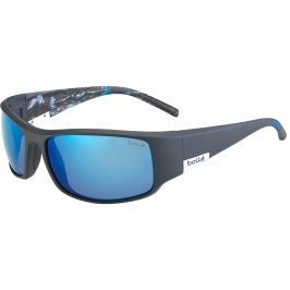 Bollé King Matte Blue Sea Polarized Offshore Blue oleo AR