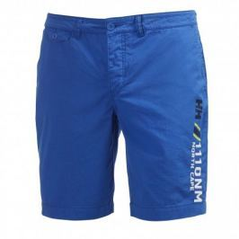 Helly Hansen Bermuda Graphics Shorts - BLUE - 30