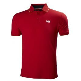 Helly Hansen HP RACING POLO II - RED - XL