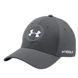 Under Armour JS Tour Cap Graphite/White L/XL