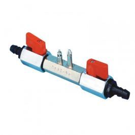 Nuova Rade Fuel Valve 2-way, Hoseo10mm, f/YAM/MAR/MER/HON Engines