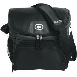 Ogio Chill 18-24 Can Cooler Black