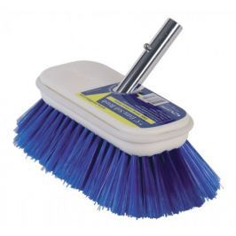 Swobbit System Deck Brush - Extra Soft - BLUE