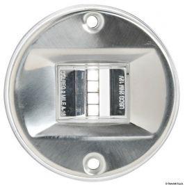 Osculati Evoled navigation light 135° stern polished SS
