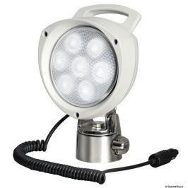 Osculati Articulating, Portable Spotlight