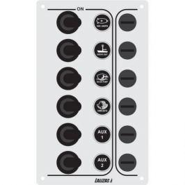 Lalizas Switch Panel SP6 Economy