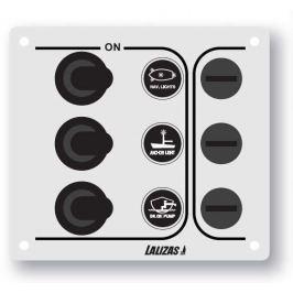 Lalizas Switch Panel SP3 Economy
