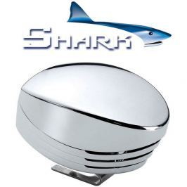 Marco SHARK Single horn, chromed , blister
