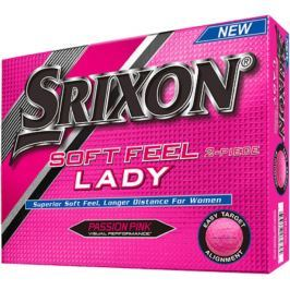 Srixon Soft Feel 5 Lady Passion Pink