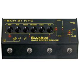 Tech 21 Bass Driver D.I. Deluxe SansAmp (B-Stock) #908775