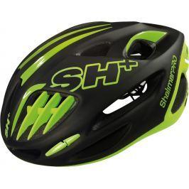 SH+ SHALIMAR PRO black matt/green M/L