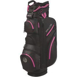 Golf Tech Cartbag Big Max Dri Lite Cha/Slv/Fu