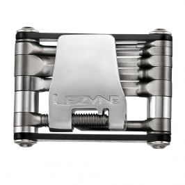 Lezyne V 10 Black/Nickel